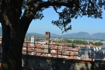 Walk around Lucca