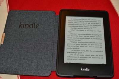 Unboxing vom Kindle Paperwhite