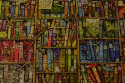 Riddle: Wo fehlt das Puzzle-Teil?