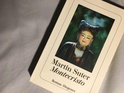 Lesemonate Juni: Montecristo von Martin Suter – düsterer Pragmatismus